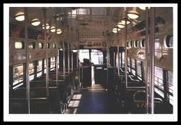 President Class Newark Subway car by Anthony Buccino