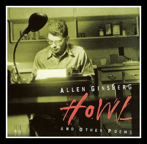 One of New Jersey's most famous poets, Allen Ginsberg and his poetry-changing collection Howl and Other Poems.