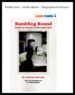 Kindle: Rambling Round by Anthony Buccino, ebook, ereader