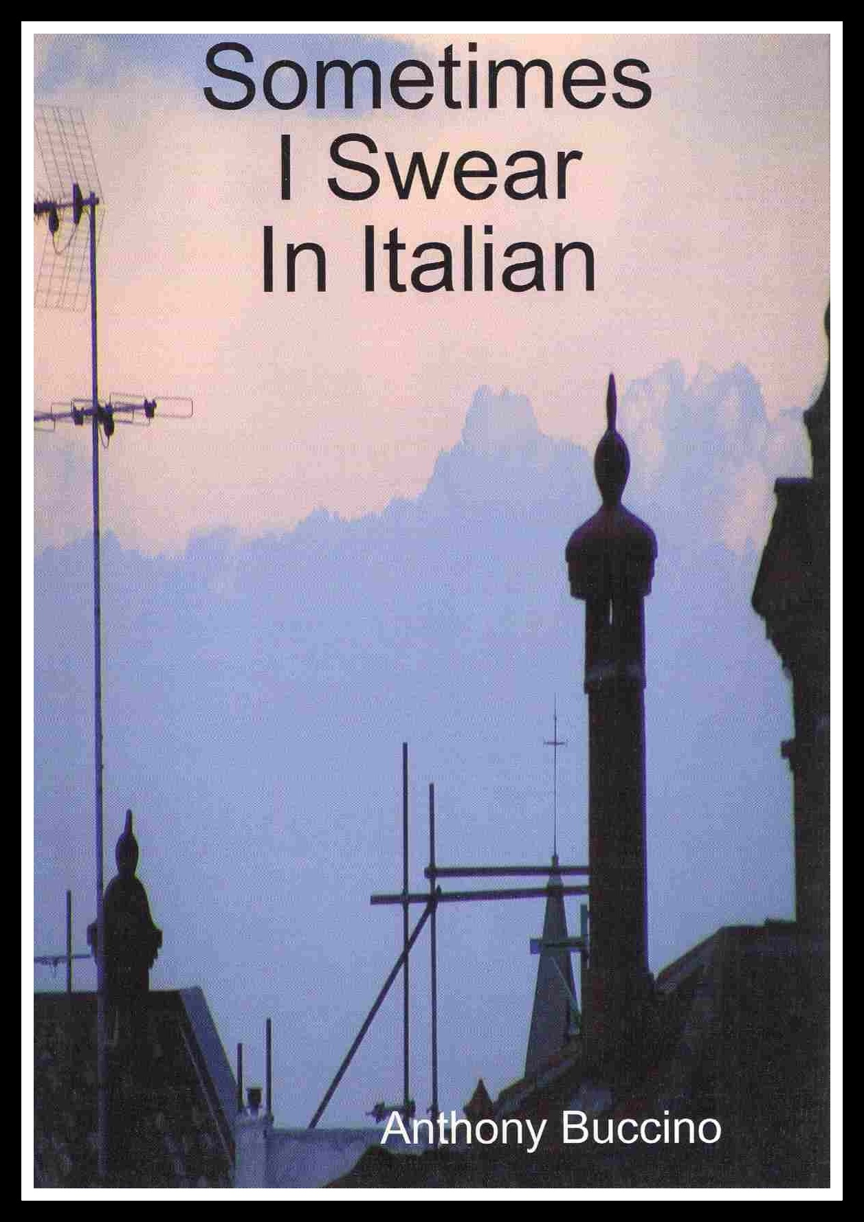 Sometimes I Swear In Italian by Anthony Buccino