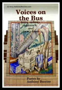 Voices on the bus by Anthony Buccino
